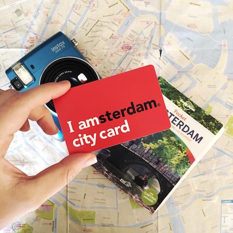 visitare amsterdam eleonora milano city card