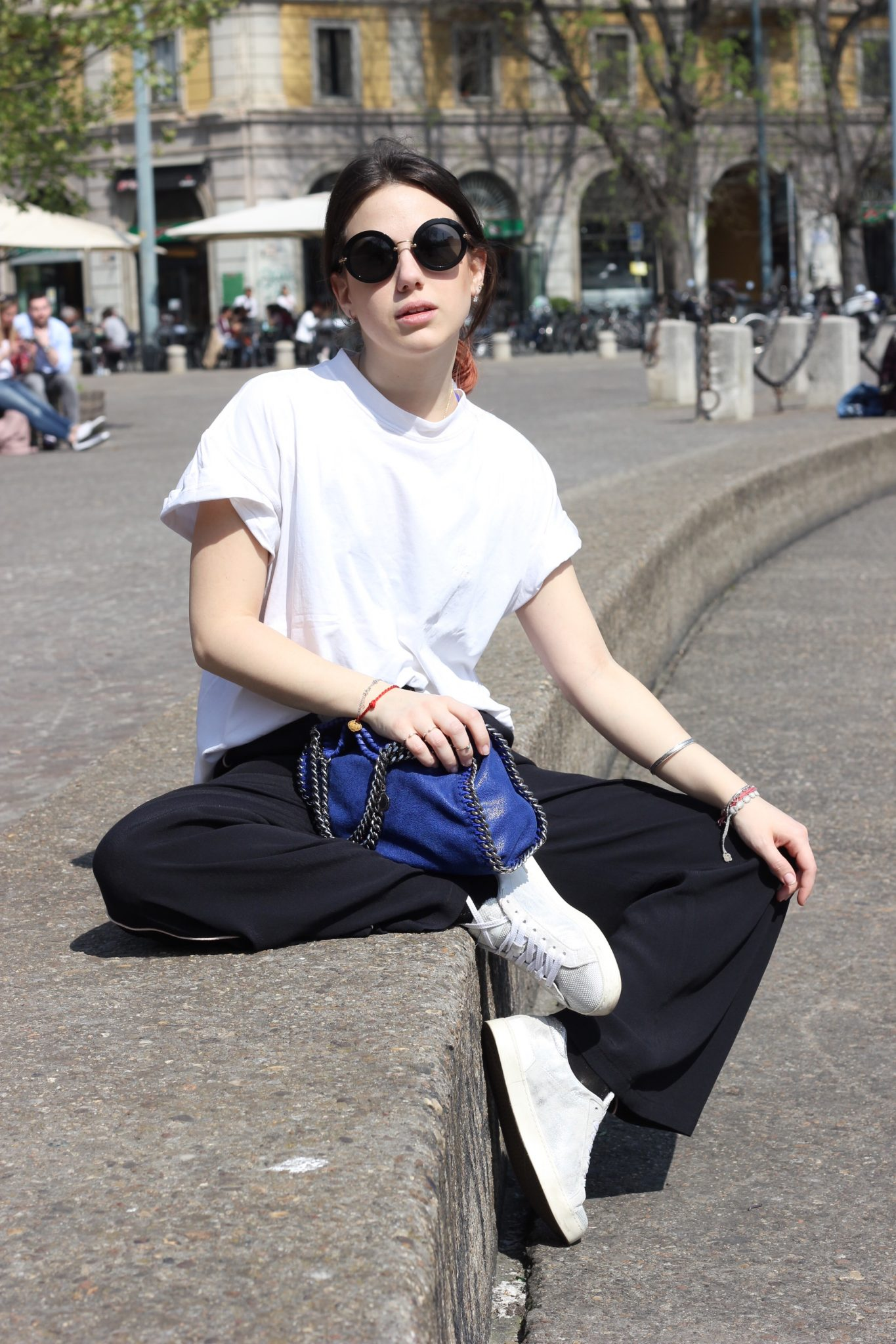 ELEONORA MILANO sneakers date